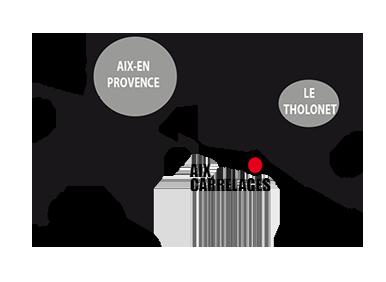 Contactez et coordonn es utiles aix carrelages for Aix carrelage le tholonet